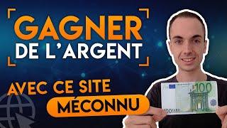 GAGNER 100€ / JOUR Grâce à ce SITE AMÉRICAIN MÉCONNU (Idée Business - Argent Paypal)