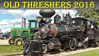 the trains at old threshers 2016 mount pleasant ia