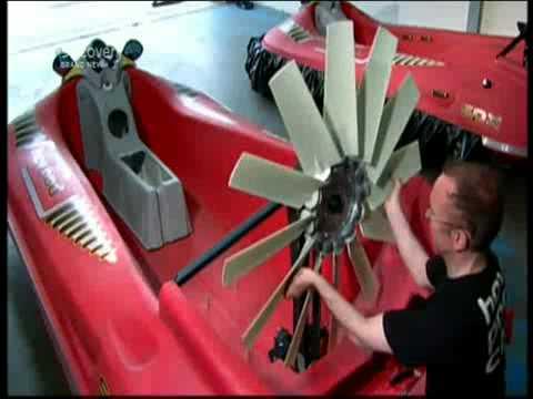 Hovercraft Parts : Hov Pod Hovercraft