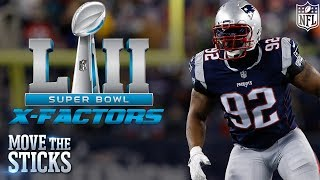 Super Bowl Lii Preview: X-Factors For Eagles & Patriots   Move The Sticks   Nfl Network