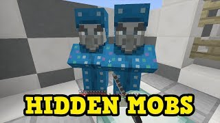 Minecraft Xbox 360 / PS3 - ILLUSION - HIDDEN MOB IN GAME