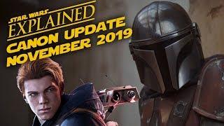 November 2019 Star Wars Canon Update
