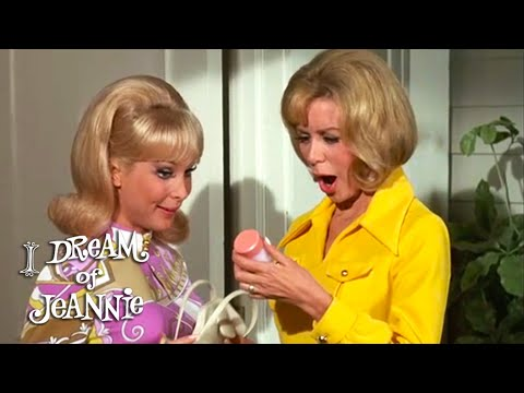 Tony Forgets His Anniversary With Jeannie | I Dream Of Jeannie from YouTube · Duration:  3 minutes 45 seconds