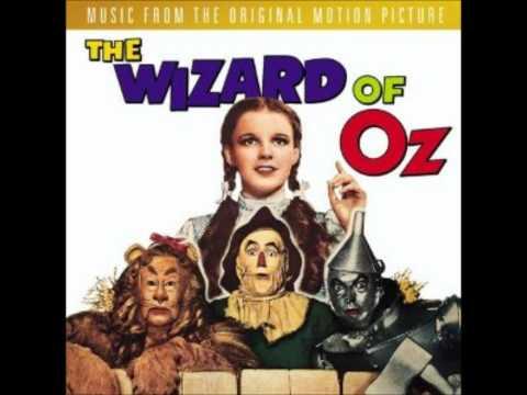 The Wizard of Oz Soundtrack 12 - The Lollipop Guild