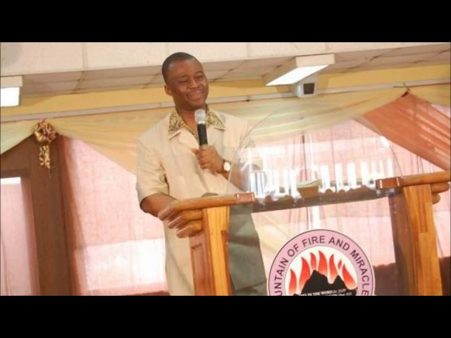 The Mystery of Badluck By Dr D.K OLUKOYA. GENERAL OVERSEER MFM WORLDWIDE