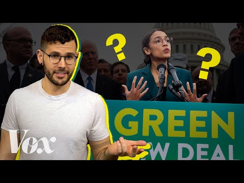 Why you still don't understand the Green New Deal