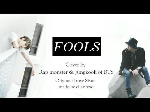 [中字] BTS-Rap Monster(랩몬)&Jungkook(정국)-FOOLS(Cover)