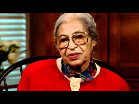 Rosa Parks Interview