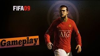 FIFA 09 Gameplay (PC HD)