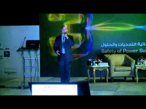 Mr.Roger Bresden -3rd Electrical Safety Experts Symposium ( part 1)