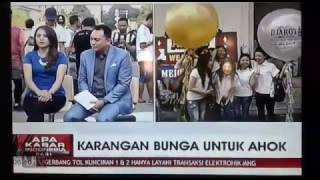 Video Presenter TVOne yang nyinyir terdiam mendengar jawaban relawan Ahok. download MP3, 3GP, MP4, WEBM, AVI, FLV April 2018