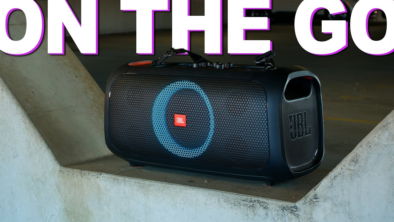 Download JBL Partybox On The Go Review
