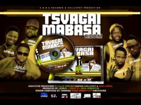 Tsvagai Mabasa Riddim Mixtape  by Fantan & Abra Simzz
