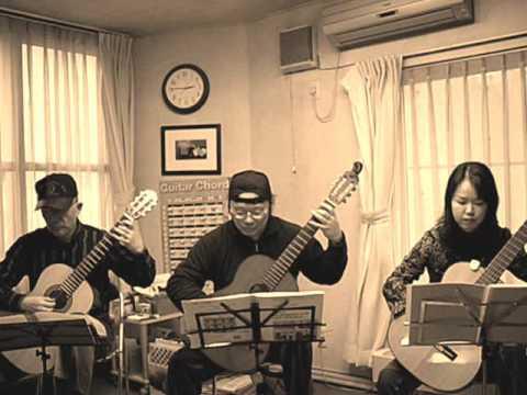 Donna Donna (guitar trio) ドナドナ ギター三重奏
