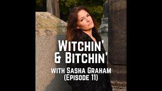 Ep. 11 - Interview with Sasha Graham, the Tarot Diva