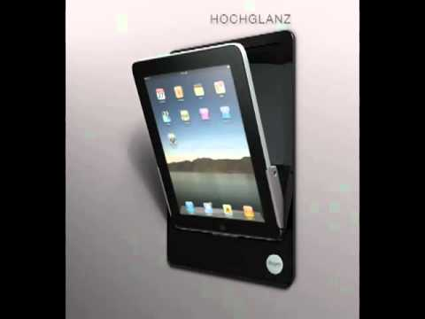 iroom s idock basic ipad wandhalterung ipad inwall mount youtube. Black Bedroom Furniture Sets. Home Design Ideas