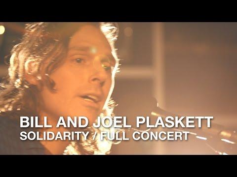 Bill and Joel Plaskett | Solidarity | Full Concert