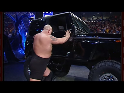 Thumbnail: Big Show overturns a jeep
