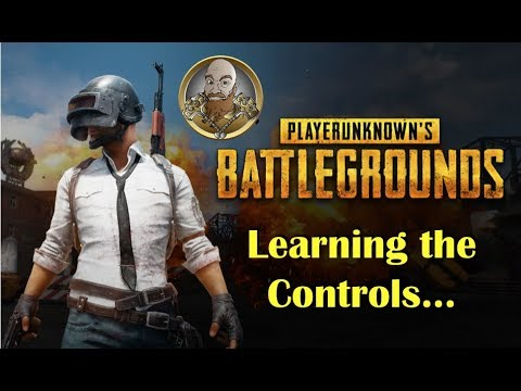 PUBG Xbox One X: Learning the controls