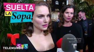 Download Video Natalie Portman furiosa con Ashton Kutcher por sueldo pagado |Suelta La Sopa | Entretenimiento MP3 3GP MP4