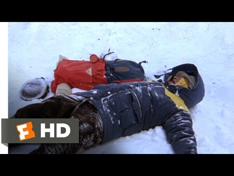 Continental Divide (6/9) Movie CLIP - Rolling Down the Mountain (1981) HD