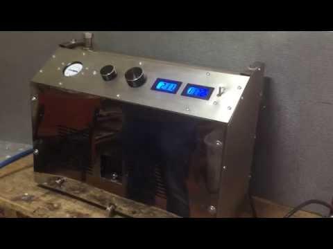 Водородный генератор для замещения бытового газа.
