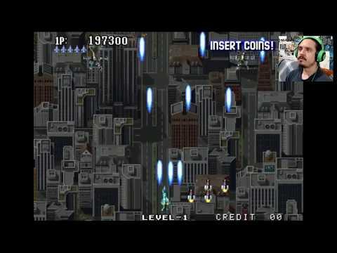 Aca Neo Geo Aero Fighters (Sonic Wings) - MELHOR JOGO DE NAVIA DE TODOS OS TEMPOS!!!