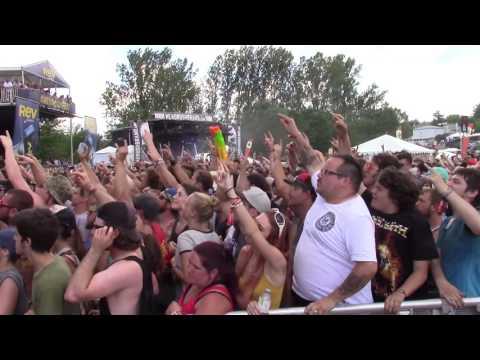 August Burns Red Live @ Montebello Rockfest 2017