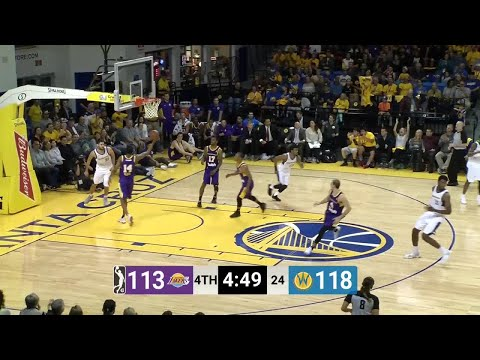Damian Jones (18 points) Game Highlights vs. South Bay Lakers