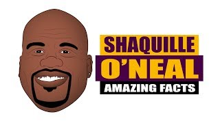 Shaquille O'Neal Biography Highlights | Fun Facts for Students | Biography Facts