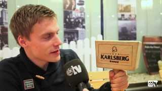 Ruben Jenssen beim Exklusivpartner Karlsberg
