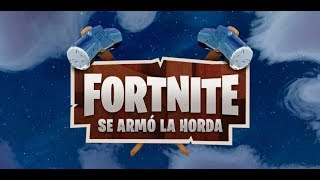 Best Design to Defend the FORTNITE Horde SAVE THE WORLD