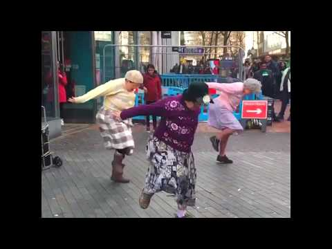 Funny Old People Dancing Compilation - Funny Videos