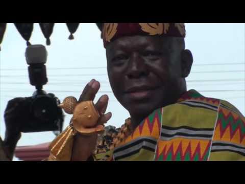 Adae Festival. Kumasi. 5 July 2015.