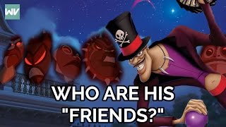 """Who Are Dr.Facilier's """"Friends?"""" 