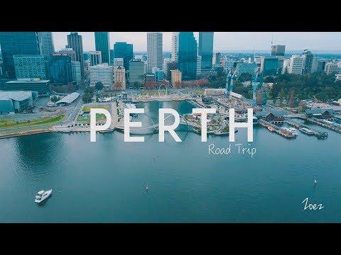 Perth Road Trip