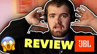 JBL TUNE 500BT Review (unboxing)