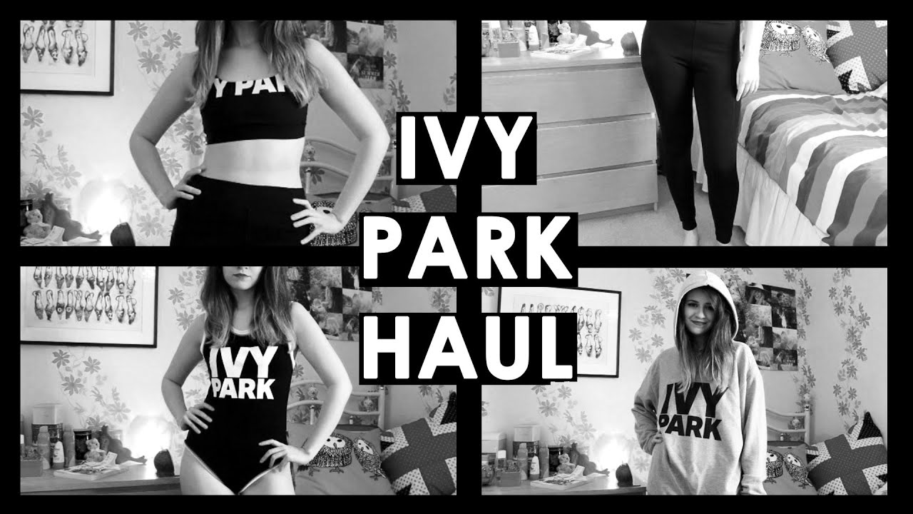 895e345ba9351 BEYONCE IVY PARK HAUL - Review & Try On   Helena. - YouTube