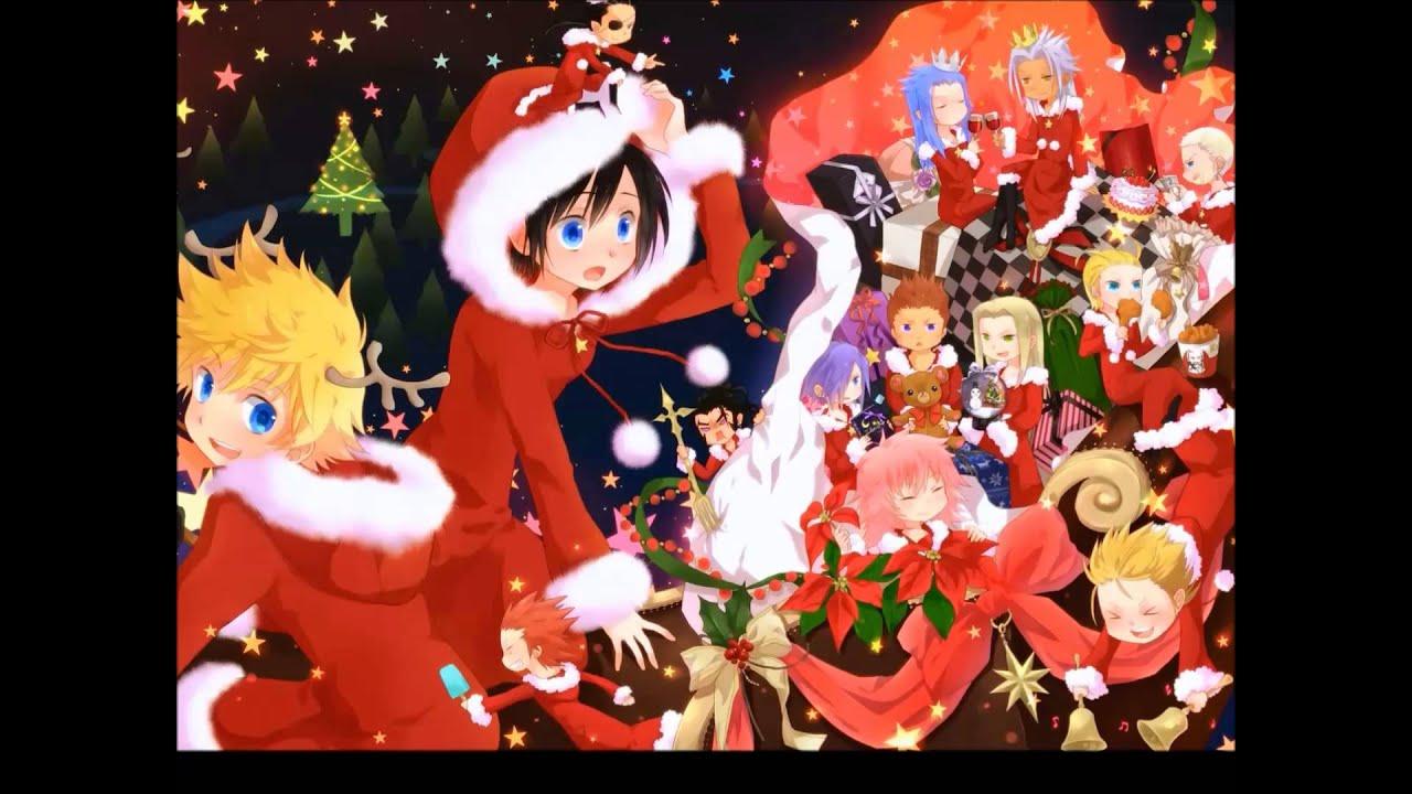Kingdom Hearts Orga 13 Christmas ♥ - YouTube