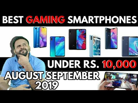 BEST GAMING SMARTPHONES UNDER RS. 10,000