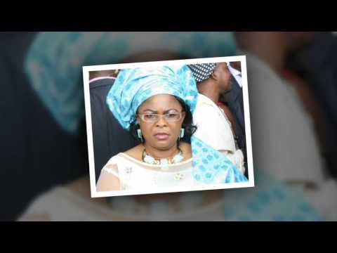 EFCC Goes After Patience Jonathan039s Assets