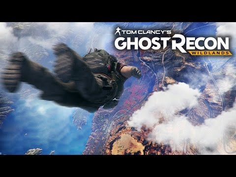 GHOST RECON Wildlands | Entire Map Free Roam - Multiplayer Gameplay