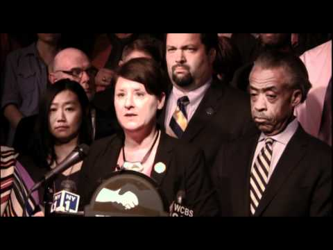 Sharon Stapel Speaks Out Against NYPD's Stop & Frisk Policy from YouTube · Duration:  5 minutes 10 seconds