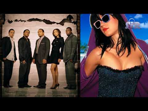 Katy Perry Vs Timbaland, Keri Hilson, DOE & Sebastian - I Kissed A Girl (That's The Way I Are) SIR