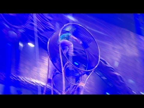 Cirque De Soleil Performer Falls During Show