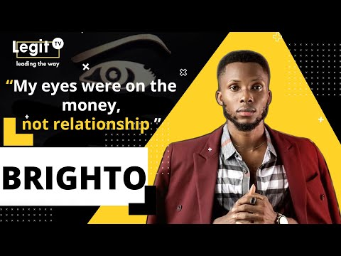 BBNaija: I don't know why people call me 'lord of confusion' – Brighto | Legit TV