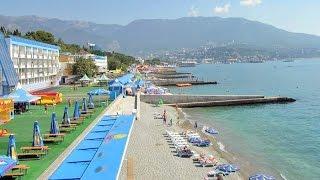 крым алушта отдых пляжи сегодня 19 июня 2016