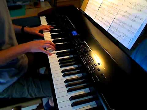 Contact - Main Theme (Excerpt) (Piano Cover; comp. by Alan Silvestri)
