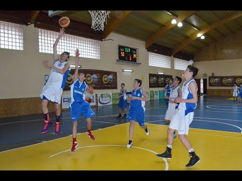 Видео: Playoffs 2014 Sub 15 C.D.S.C.Pto. Varas vs C.D.S.C. Osorno - G03
