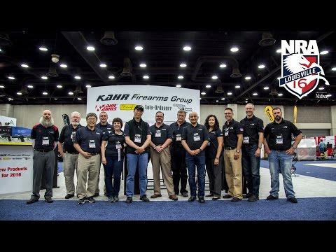 NRA Annual Meetings 2016 - Kahr Firearms Group